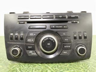 Запчасть магнитола Mazda Mazda 3 2009-2013