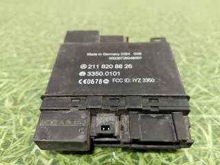 Запчасть блок электронный задний Mercedes-Benz E-Class 2002-2009