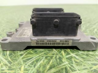 Запчасть блок управления двигателем (эбу) Fiat Punto 1999-2005
