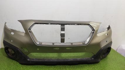 Запчасть бампер передний передний Subaru Outback 5 2014-2018