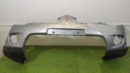 Запчасть бампер передний передний Mitsubishi Pajero Sport 2008-2017