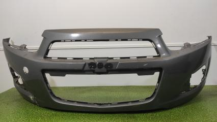 Запчасть бампер передний передний Chevrolet AVEO 2011-2015