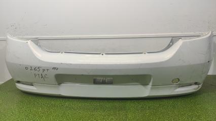 Запчасть бампер задний задний Renault Logan 2014-2018