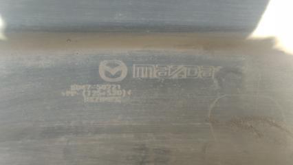 Бампер задний задний CX-5 2011-2017 KE