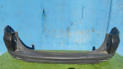 Запчасть бампер задний задний Mitsubishi Pajero Sport 2 2008-2015