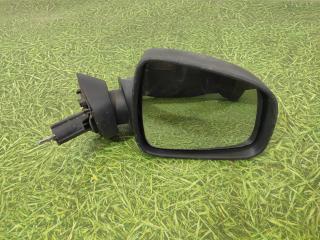 Запчасть корпус зеркала правый Renault Logan 2009-2015