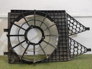 Запчасть диффузор вентилятора Skoda Rapid 2013-2020