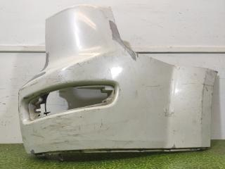 Запчасть накладка бампера задняя правая Mitsubishi Outlander 2005-2009