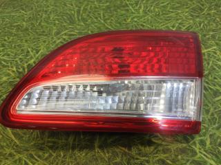 Запчасть фонарь задний правый Nissan Almera 2012-н.в.
