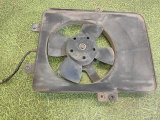 Запчасть вентилятор радиатора в сборе VAZ 2110