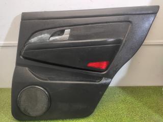 Запчасть обшивка двери задней правой задняя правая SsangYong Rexton 2006-2012