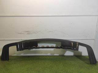 Запчасть спойлер заднего бампера задний Porsche Cayenne 2010-2017