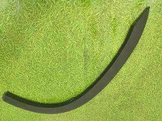 Запчасть расширитель (накладка) крыла заднего правый задний правый Kia Sorento 2009-2020