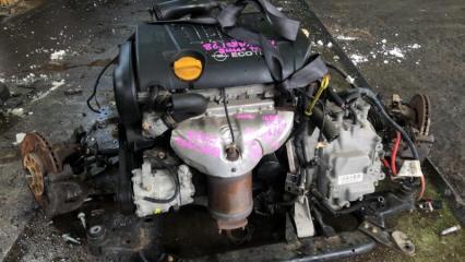 Запчасть двигатель OPEL ASTRA 26.10.2005