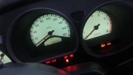 Запчасть мотор печки TOYOTA ARISTO 09.2001