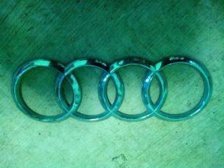 Запчасть эмблема AUDI A6 2003