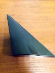 Запчасть накладка крыла HYUNDAI Solaris 1 2015