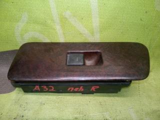 Запчасть блок кнопок стеклоподъемников передний правый NISSAN Maxima 1998