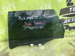 Запчасть стекло двери заднее левое NISSAN Murano z50