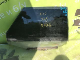 Запчасть стекло двери заднее правое ВАЗ 2110 2004