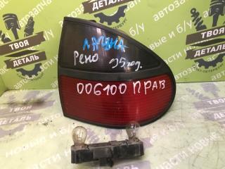 Запчасть фонарь задний правый RENAULT Laguna 1994-1998г.в.