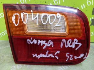 Запчасть фонарь левый HONDA Civic 1991-1995 1992