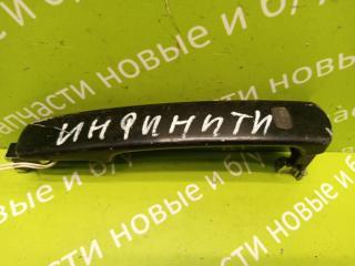 Запчасть ручка двери наружняя передняя правая INFINITI FX35 S50 2004