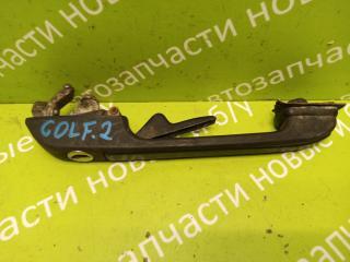 Запчасть ручка двери наружняя передняя правая VOLKSWAGEN Golf 2 1989