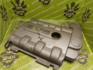 Запчасть накладка двигателя декоративная PEUGEOT 607 2004г.в.