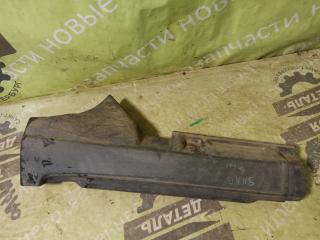 Запчасть порог пластиковый левый SAAB 9000 CC 1990