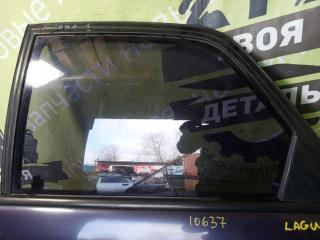 Запчасть стекло двери заднее левое RENAULT Laguna 1994-1998г.в.