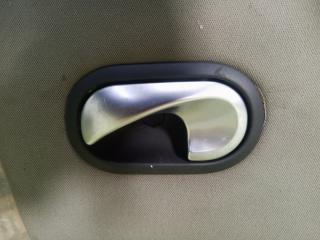 Запчасть ручка двери салона задняя левая Renault Megane Scenic 2 2007