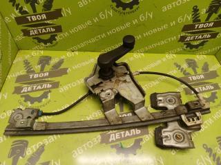Запчасть стеклоподъемник механический задний левый SKODA Octavia a4 2006