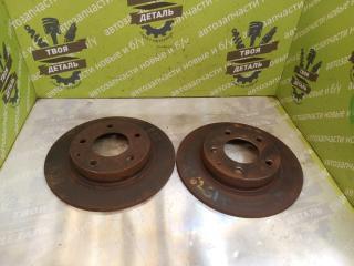 Запчасть тормозные диски заднее MAZDA 626 GF 2000