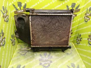 Радиатор основной MERCEDES-BENZ W190 m102 БУ