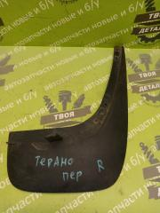 Запчасть брызговик передний правый NISSAN TERRANO 2003г.в.