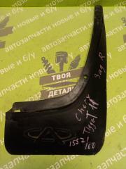Запчасть брызговик задний правый CHERY Tiggo 2005-2013
