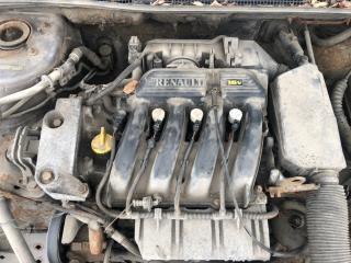Запчасть двигатель k4mf720 RENAULT Laguna