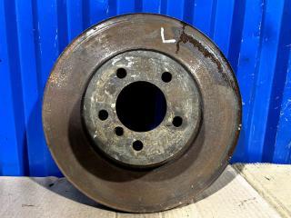Запчасть тормозной диск передний левый Bmw 7 2002