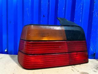 Запчасть фонарь задний левый Bmw 3 1992