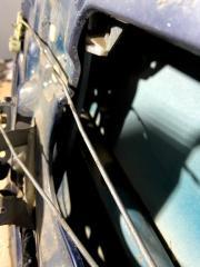 Запчасть стеклоподъемник задний правый Mitsubishi Carisma 1997