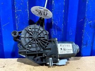 Запчасть моторчик стеклоподъемника передний правый Citroen C-Elysee 2014