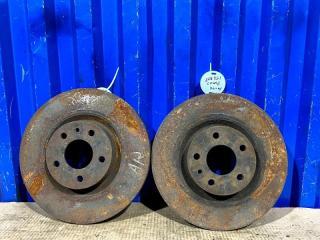 Запчасть диски тормозные комплект передние Alfa Romeo 156 2000