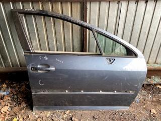 Запчасть дверь передняя правая Peugeot 407
