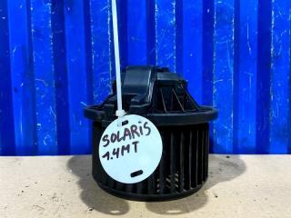 Запчасть вентилятор печки Hyundai Solaris 2011