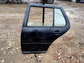Запчасть дверь задняя левая Volkswagen Golf