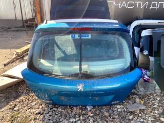 Запчасть крышка багажника Peugeot 207