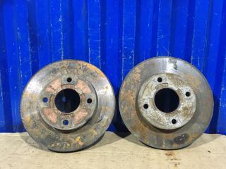 Запчасть диски тормозные комплект передние Chery Bonus A13 2012