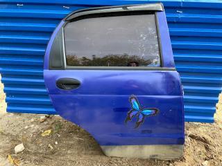 Запчасть дверь задняя правая Daewoo Matiz 2006
