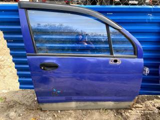 Запчасть дверь передняя правая Daewoo Matiz 2006